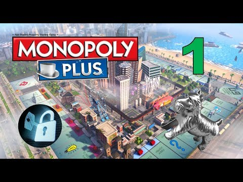 FIRST PART MONOPOLY!? [Monopoly Gameplay: Part 1]