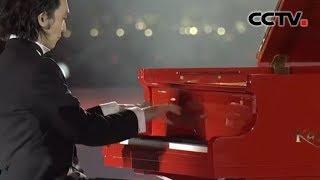 70位钢琴手在珠江河畔 同贺新中国成立70周年 | CCTV