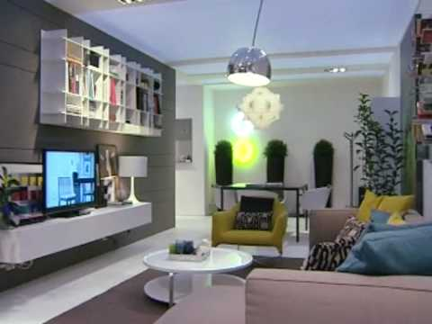 Interior design low cost - YouTube