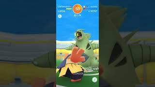 Pokémon GO 2018 07 13 Duo Ttar - lvl37 & 40 trainers thumbnail