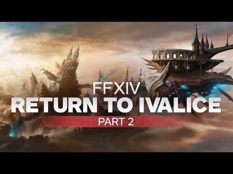 Final Fantasy 14 Online: The Look and Feel of Ivalice