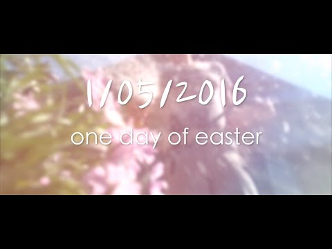 one day of easter 1.05.2016