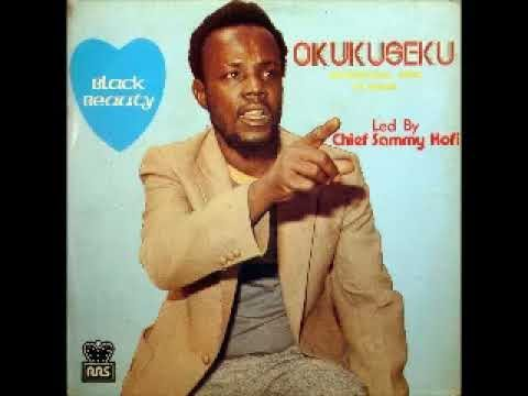 Okukuseku International Band of Ghana | Album: Black Beauty | Highlife | Ghana | 1983