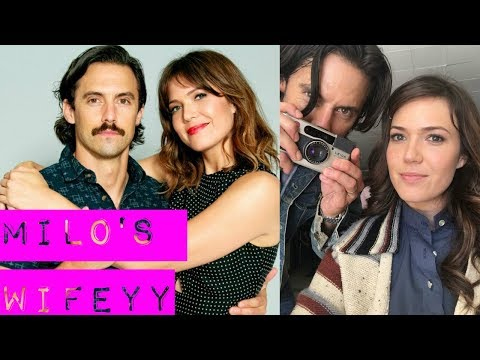 is milo dating mandy moore