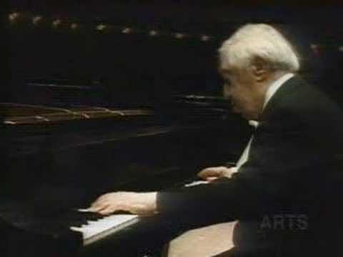 Horszowski - Chopin nocturne in Eb major & Etude in F minor