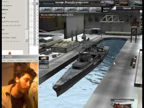 Naval Front-Line: Web Alpha, en facebook: PARTE 7
