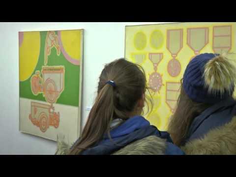 """Exposition """"Louis-Marie LONDOT"""" - MCN du 21/11/15 au 14/02/16"""