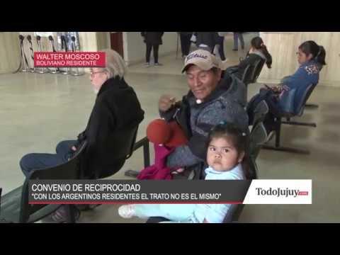 Mirá lo que dijo un residente boliviano en Jujuy