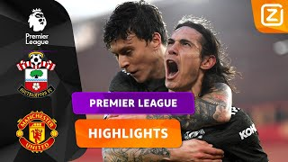 CAVANI IS IN BLOEDVORM! 🤯 | Southampton vs Manchester United | Premier League 2020/21 | Samenvatting