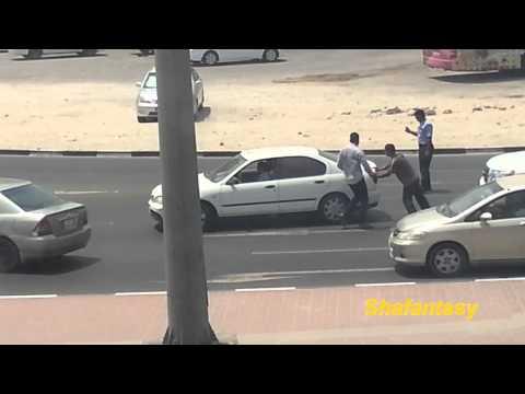 Qatari traffic police