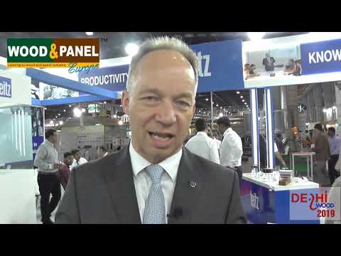 Leitz highlights on promising growth of Indian woodworking market
