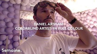 Daniel Arsham, Colorblind Artist: In Full Color