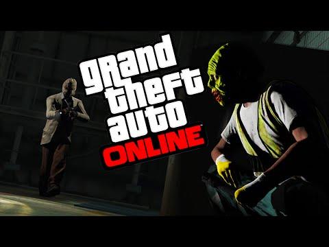GTA 5 ONLINE CZ Lets Play - Každá kulka se počítá, Slasher, Hunting Pack