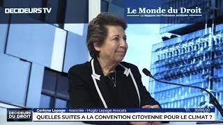 Décideurs du Droit : Quelles suites à la Convention Citoyenne pour le Climat ?