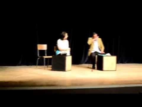 part 02 pièce théâtral de l'Institut des Arts Dramatiques.