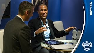 AN EVENING WITH LES FERDINAND I QPR