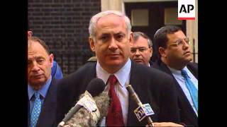 UK/MIDDLE EAST: PALESTINIAN/ISRAELI PEACE PROCESS LATEST