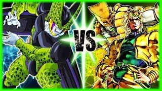 perfect cell vs dio part 2