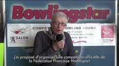 Reportage - Compétition Bowling Sourd à Salon de Provence