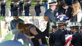 MILITARY FUNERAL - 1SG John Locicero US ARMY   Active Army 18 June 2015