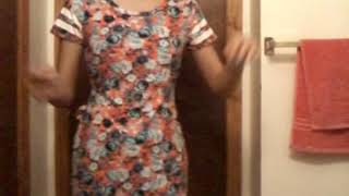 "Kayla Gallien singing ""Grace Got You"" by Mercy Me"