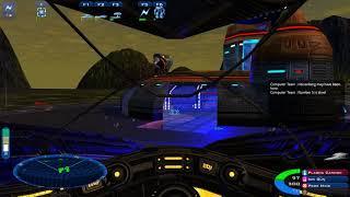 Battlezone II: Combat Commander- Skirmish against AI on Custom Ground Zero