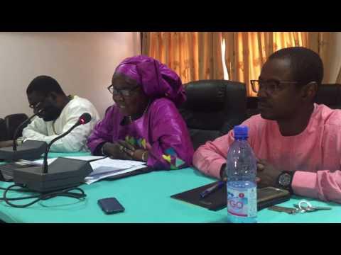 BIG DATA au Mali : Conference lors de la Journée des Telecoms 2017
