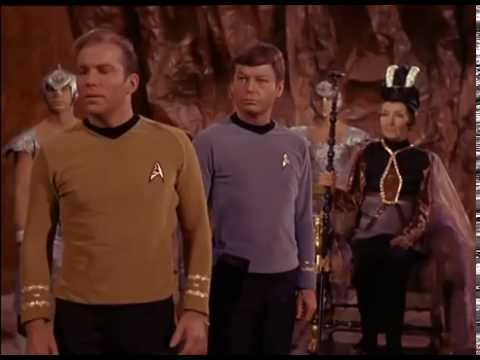 Arlene Martel A Tribute Star Trek 'Amok Time'