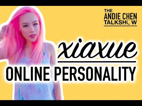 #01 XIAXUE (Online Personality) - Become An Influencer