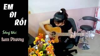 EM ĐI RỒI - Guitar