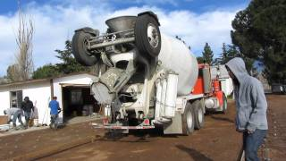 Robertson Ready Mix Pouring Concrete Part 5