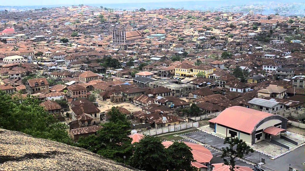 Olumo Rock Abeokuta Ogun State Nigeria 2015 Youtube