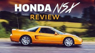 Honda NSX Review: Still A JDM Hero, But By No Means Perfect
