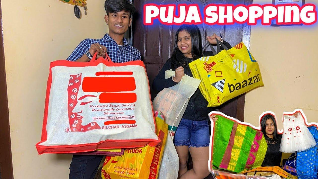 Download Durga Puja Shopping