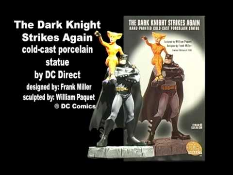 Monster Model Review #76 The Dark Knight Strikes Again