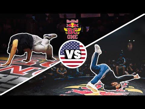 Red Bull BC One Cypher LA 2019 | Semifinal B-Boy Yuri vs. B-Boy Ali