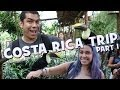 """TOO GOOD TO BE TRUE"" Costa Rica Trip - Part 1"