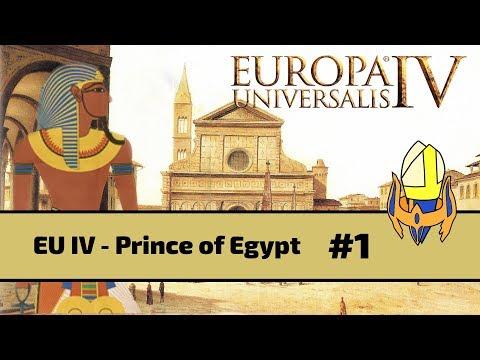EUIV - Prince of Egypt (Florence) Episode 1