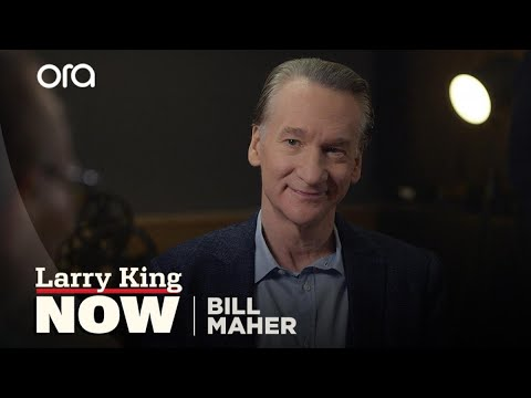 """""""I Don't Think We Are Smart Enough To Survive""""; Bill Maher On America's Future, Trump, & PC Culture"""