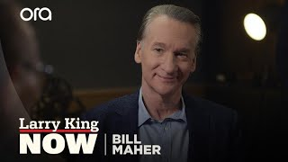 """I Don't Think We Are Smart Enough To Survive""; Bill Maher On America's Future, Trump, & PC Culture"