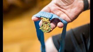 Medal of Honor recipient Gary Wetzel