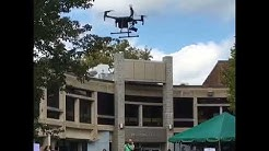 Drone Demo at MCCC West Windsor Campus