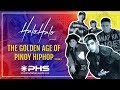 Halo halo present The Golden age of Pinoy Hiphop vol. 1