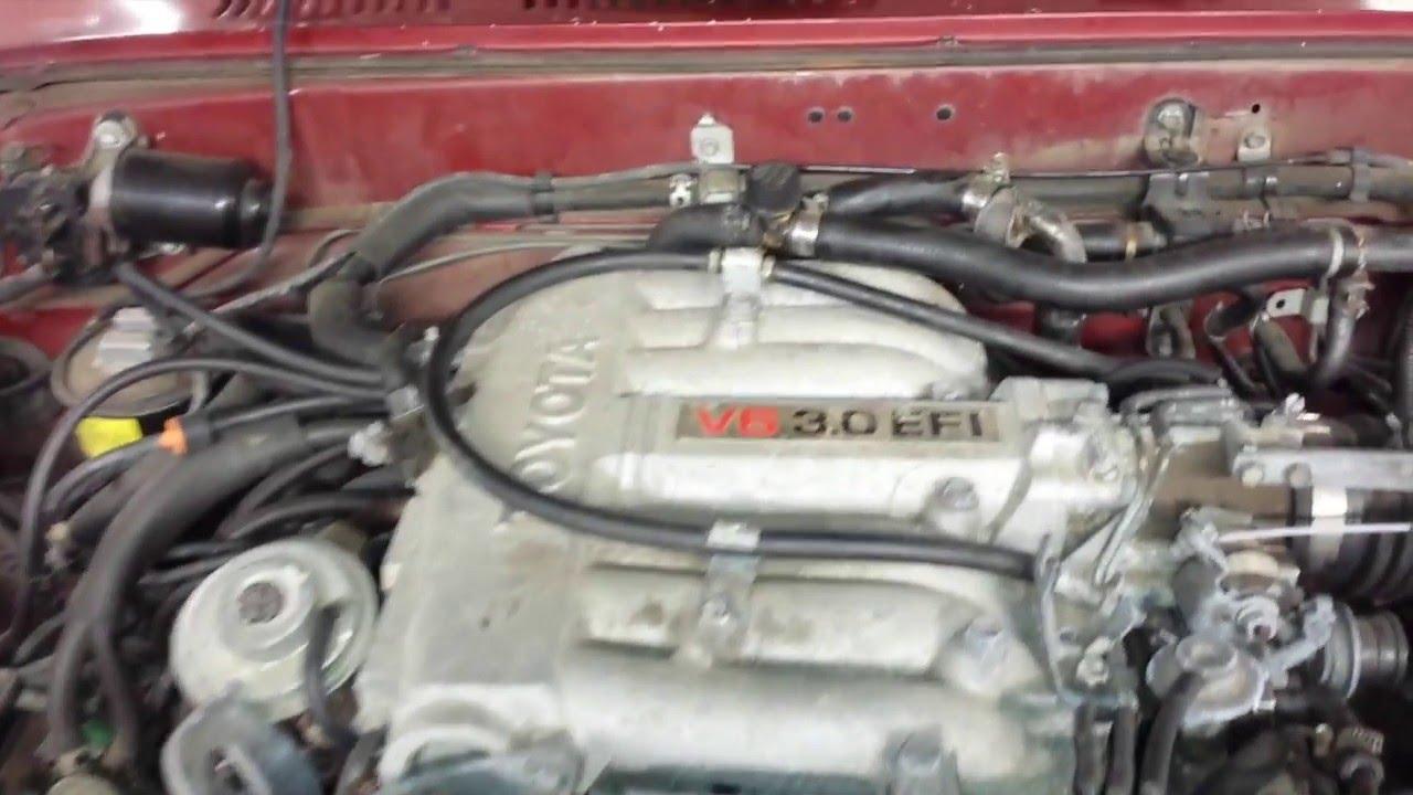 Head Gasket Tips! Toyota 30 V6 Pickup 4Runner  YouTube
