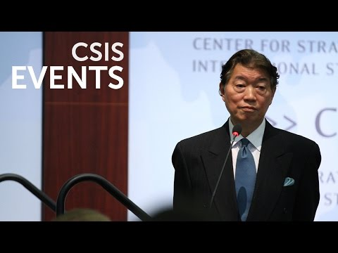35 Years Later: Assessing the Effectiveness of the Taiwan Relations Act_Welcome Keynote& Panel1