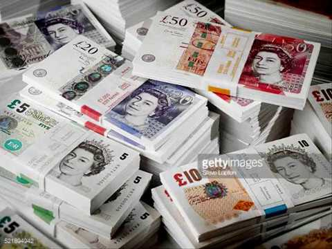 Movie 0001- Create money in British pounds Law of Attraction