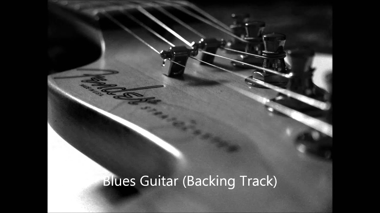 blues guitar backing track youtube. Black Bedroom Furniture Sets. Home Design Ideas
