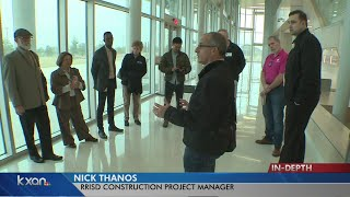 AISD touring neighboring school districts for future building ideas