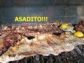 ARGENTINA, asado, fútbol y familia