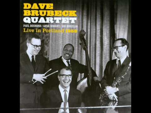 "DAVE BRUBECK QUARTET -""Live In Portland 1959"" (full album)"